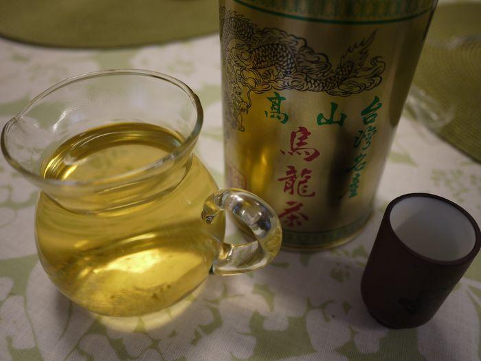 高級高山烏龍茶